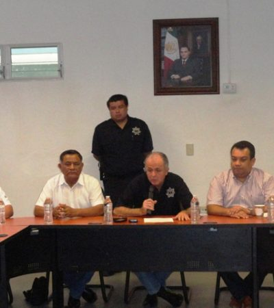 Asumen nuevos funcionarios del Cereso de Cancún y de Seguridad Pública en la Zona Norte