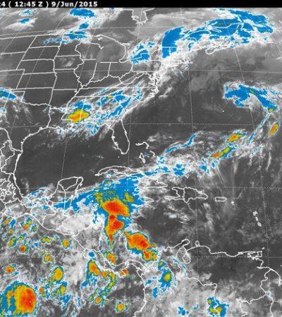 SE APROXIMA ONDA TROPICAL: Anticipan fuertes vientos y lluvias que afectarán toda la Península