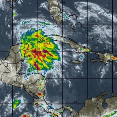 ATRAVIESA DISTURBIO TROPICAL LA PENÍNSULA: Deja fuertes lluvias un sistema de baja presión que podría evolucionar a huracán en el Golfo