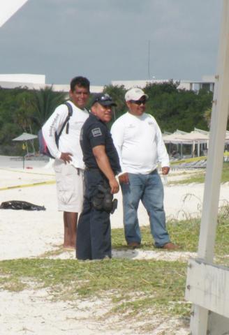 DOBLE ASESINATO EN PUNTA ESMERALDA: Hallan cuerpos de 2 personas desnudas y golpeadas en predio contiguo a la playa