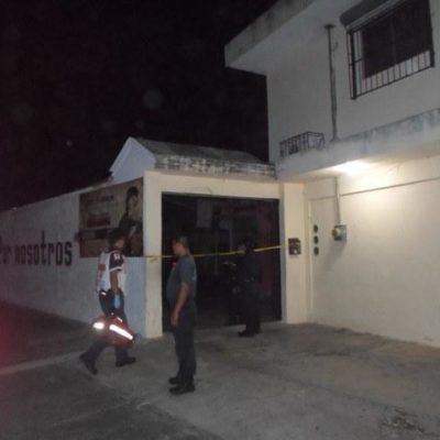 INSEGURIDAD EN CHETUMAL: Asaltan Casa Parroquial y golpean a sacerdote para robar el diezmo de feligreses