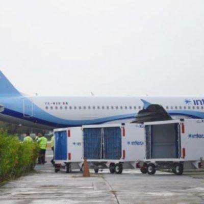 Se saturan vuelos a Chetumal ante competencia de natación en Bacalar