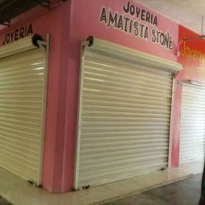 Cunde miedo entre locatarios del mercado 'Diana Laura' de la Colosio por el asesinato de un comerciante