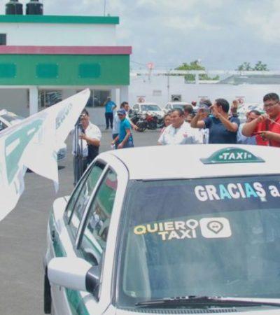 SE PONEN EL PARCHE ANTES DE LA HERIDA: Taxistas se adelantan a Uber y lanzan su propia aplicación