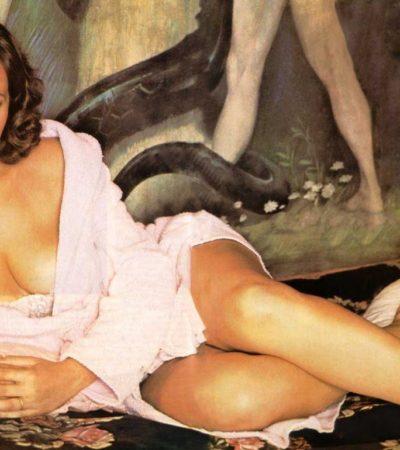 A los 73 años, fallece la actriz italiana Laura Antonelli, símbolo erótico de los años setentas