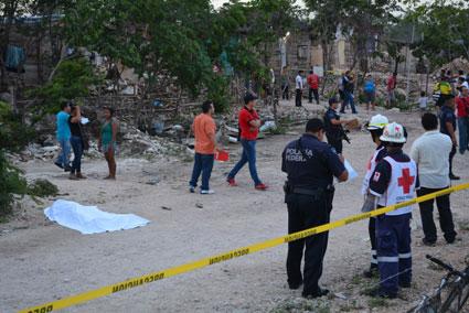 Detienen a 2 presuntos implicados en balacera y asesinato en fraccionamiento 'In House' de Playa del Carmen