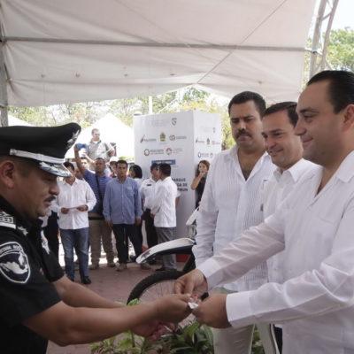 Tras linchamiento de un ladrón, reacciona Borge y anuncia creación de la Policía Rural para el sur de QR