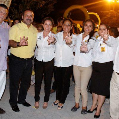 PROYECTO DE IRIS MORA UNE A LÍDERES DE IZQUIERDA: Dirigentes de Movimiento Ciudadano y miembros distinguidos del PRD unifican fuerzas para consolidar el triunfo este 7 d junio