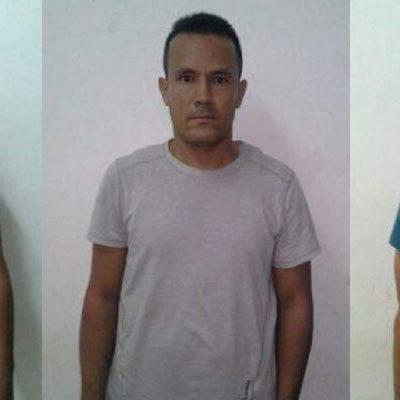 'DESINFLAN' A 'LOS PONCHALLANTAS': Disparos de por medio, detienen a 3 integrantes de la banda cuando cometían atraco en Cancún