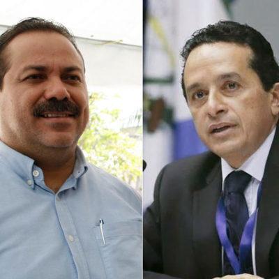 """""""POR AHORA ES UN PRIISTA MÁS"""": Dice Julián Ricalde que apoyaría a Carlos Joaquín si se postula por una alianza de oposición"""