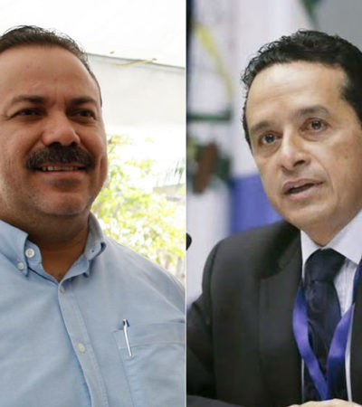 Rompeolas: Más obstáculos a Carlos Joaquín en el PAN y PRD