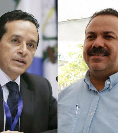 Rompeolas: Carlos Joaquín y Julián Ricalde, los únicos dos de oposición