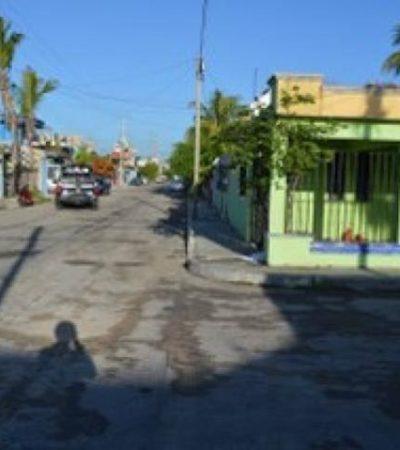 Hallan feto abandonado en plena vía pública en la Región 96 de Cancún