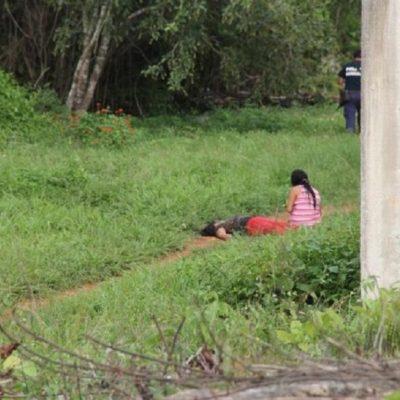 TRAGEDIA PASIONAL EN CARRILLO PUERTO: Hombre mata a su pareja al descubrirla con su amante y después se suicida