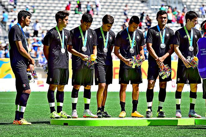 Cae México ante Uruguay y se queda con la plata en el futbol de los Juegos Panamericanos