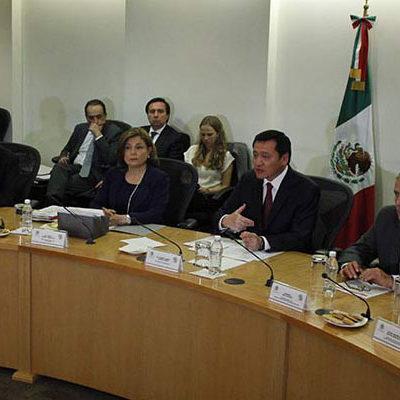 COMPARECEN POR FUGA DE 'EL CHAPO': Osorio Chong y el gabinete de seguridad dan explicaciones a diputados