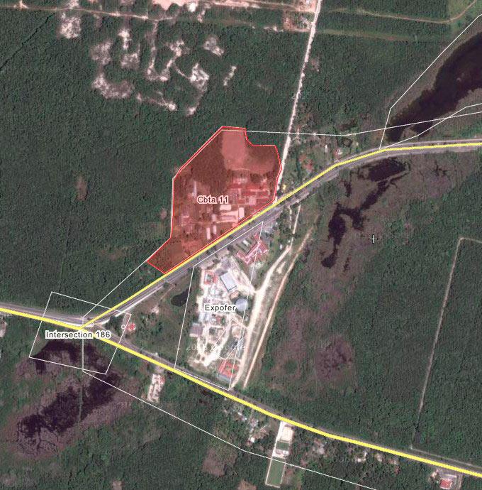 DESPOJO IMPUNE EN EL CBTA 11 DE CHETUMAL: Sin aclararse aún, venta de 11 hectáreas de centro educativo; piden cuentas a Contraloría federal