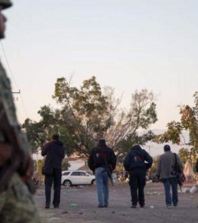 AUMENTAN VÍCTIMAS DEL EJÉRCITO EN AQUILA: Fallece otro menor por ataque a civiles