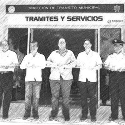 JUEGO DE SILLAS   'Chanito' Toledo le quita reflectores a Mauricio Góngora en el aniversario de Solidaridad