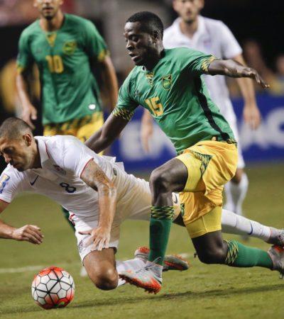 JAMAICA SORPRENDE EN LA COPA DE ORO: Elimina 2-1 a EU  y avanza a la final por primera vez en su historia