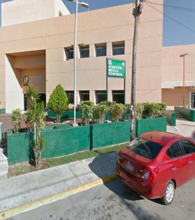 TRAGEDIA EN UNA CUBETA CON AGUA: Por un descuido, bebé de un año se ahoga en Cancún