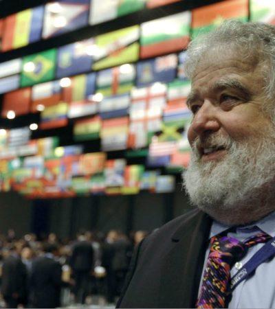 Suspende FIFA de por vida a Blazer, el informante de EU en el escándalo de corrupción