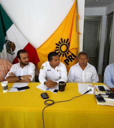 EXIGEN REMOCIÓN DE CONSEJEROS: Acusa PRD al INE en QR de entorpecer denuncia contra el PVEM por reparto despensas en Cancún