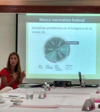 Convocan diputados del PRD y PAN a legislar sobre la gestación subrogada en Quintana Roo
