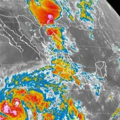 Alertan de posible ciclón tropical en el Pacífico en las próximas 48 horas