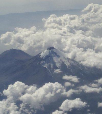 Confirman científicos de la UNAM incremento de la actividad volcánica del Chichonal en Chiapas