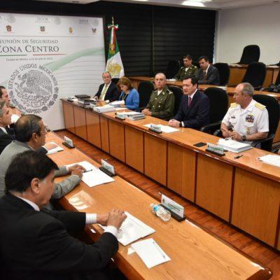¿YA CASI RECAPTURAN A 'EL CHAPO'?: En reunión de seguridad, analizan cómo regresar al capo a prisión
