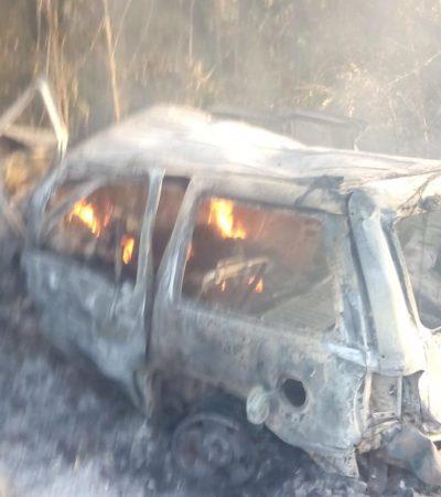 Muere en el hospital la cuarta víctima del accidente en la carretera Cancún-Mérida