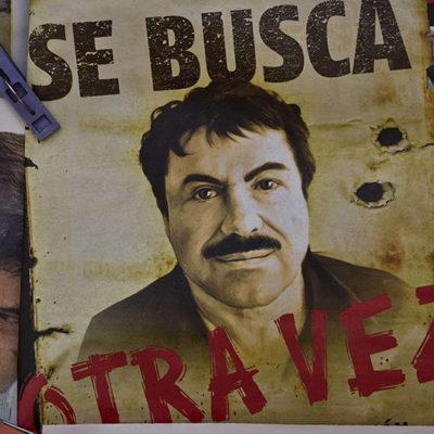 TEMPORADA DE CACERÍA: Se suman DEA y FBI a la búsqueda y recaptura de 'El Chapo'