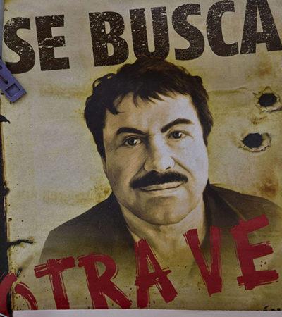 Aventuran que 'El Chapo' podría estar escondido en el Sureste, quizá en Chiapas