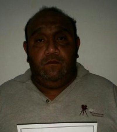 Detienen en Cancún a presunto extorsionador; le exigía $50 mil a comerciante