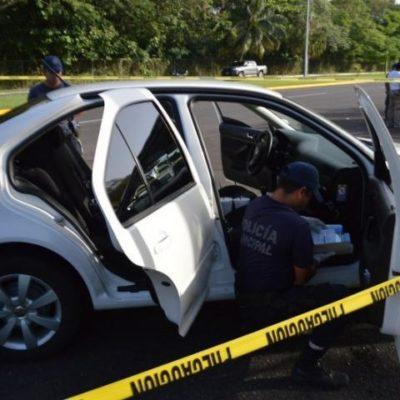 Con una pistola, detienen a jóvenes familiares de conocidos narcos en Chetumal