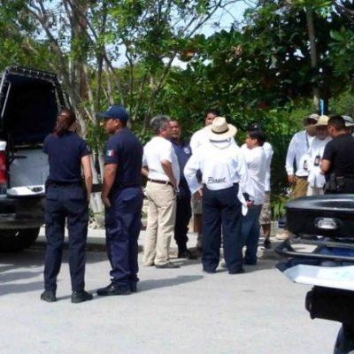 TRIFULCA ENTRE GUÍAS DE TURISTAS: Estalla conflicto entre trabajadores de la zona arqueológica de Tulum
