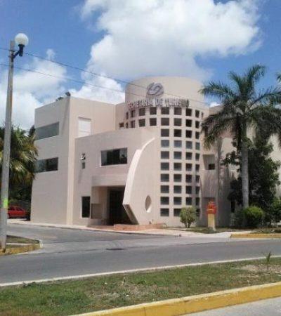 ESCALA INSEGURIDAD EN CANCÚN: Entran ladrones a las oficinas de la Secretaría de Turismo