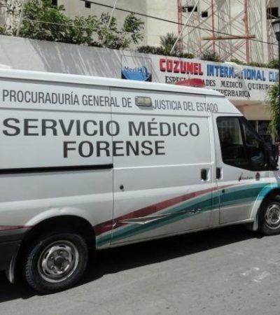 FALLECE TURISTA DESCOMPRESIONADA: Confirman deceso de extranjera tras bucear en Cozumel