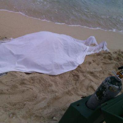 FALLECE CRUCERISTA EN COZUMEL: Muere ahogado otro turista en la playa 'Fury'; es el segundo en la semana