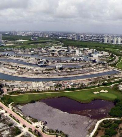 Después de 4 años de investigación, declaran al complejo turístico Puerto Cancún abierto a la inversión