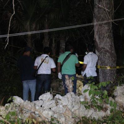 Por problemas maritales, un taxista se cuelga de un árbol de nance en FCP
