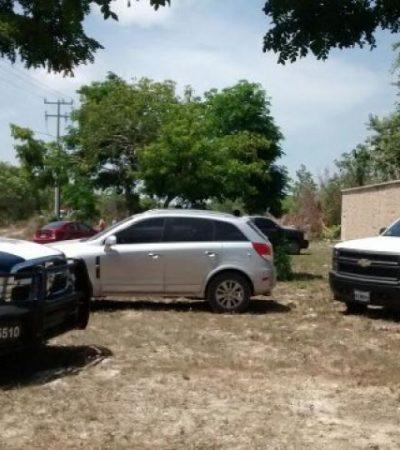 Hallan el cuerpo putrefacto de un presunto indigente en la colonia Alamos II de Cancún