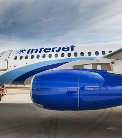 Anuncia Interjet nuevo vuelo diario Cancún-La Habana a partir del 23 de julio