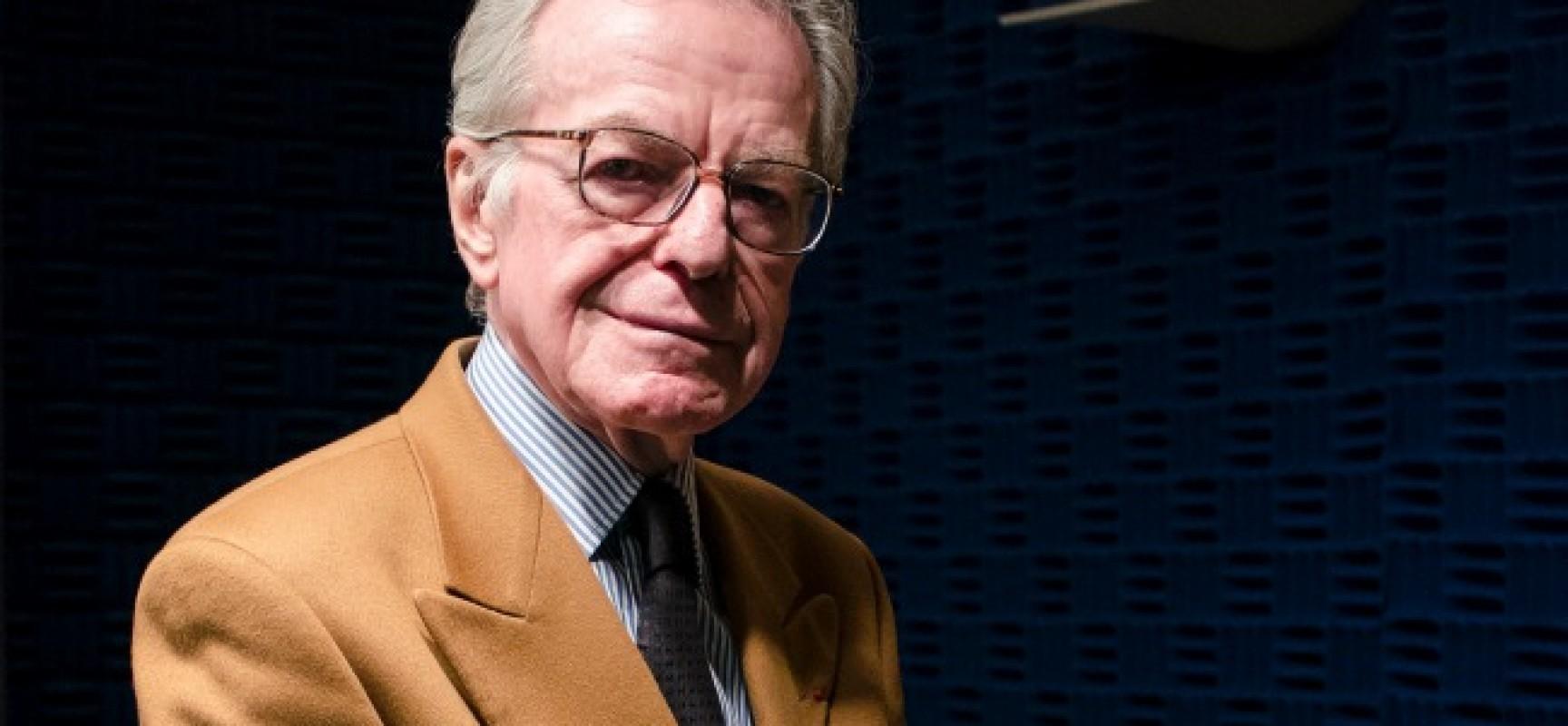 FALLECE JACOBO ZABLUDOVSKY: Por un derrame cerebral, a los 87 años muere el periodista que por décadas fue emblema del oficialismo en México