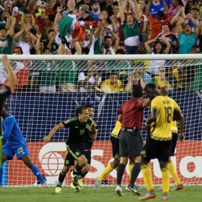 GANA MÉXICO LA COPA DE ORO: Tras un torneo polémico, el Tri se impone 3-1 a Jamaica