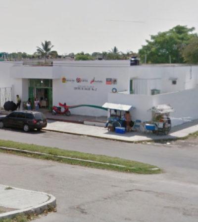 Por presunto abuso sexual en un Centro de Salud, paciente denuncia a un médico en Chetumal