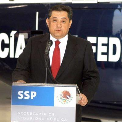 SIGUEN RODANDO CABEZAS POR 'EL CHAPO': Destituyen a jefe de inteligencia de la Policía Federal por fuga del capo