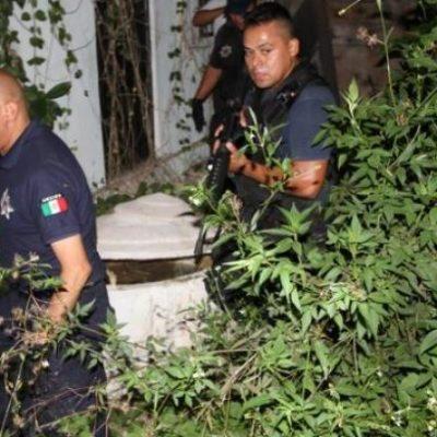 Atacan con un machete a policía que acudió a atender un reporte de asalto en Chetumal