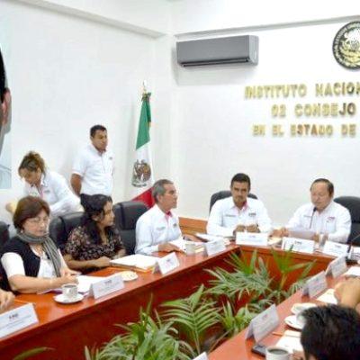 Rinden homenaje póstumo a funcionario local del INE